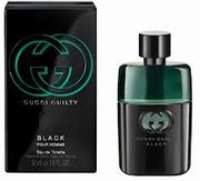 Gucci Guilty Black Men 2013