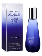 Davidoff Cool Water Night Dive Woman