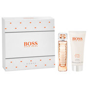BOSS Orange women set (30ml edt+50ml b/l)