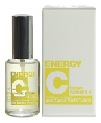 Series 8: Energy C Lemon