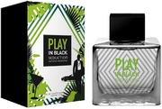 A.Banderas Play In Black Seduction
