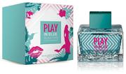 A.Banderas Play In Blue Seduction For Women